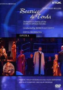 Vincenzo Bellini (1801-1835): Beatrice di Tenda, 2 DVDs
