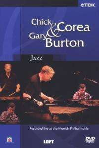 Chick Corea & Gary Burton: Live At The Munich Philharmonie 1997, DVD