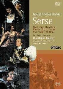 Georg Friedrich Händel (1685-1759): Xerxes, 3 DVDs