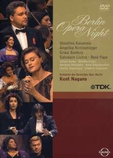 Berlin Opera Night, DVD