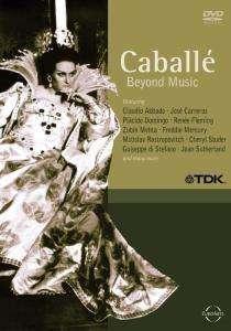 Montserrat Caballe - Beyond Music, DVD