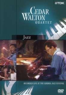 Cedar Walton (1934-2013): Cedar Walton Quartet - Live 1976, DVD