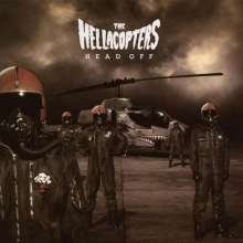 The Hellacopters: Head Off, CD