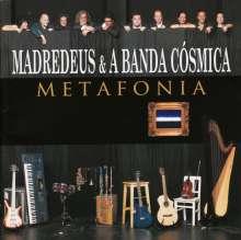 Madredeus & A Banda Cósmica: Metafonia, 2 CDs