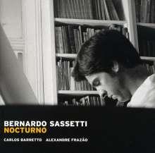 Bernardo Sassetti (1970-2012): Nocturno, CD