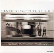 Bernardo Sassetti (1970-2012): Motion, CD
