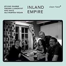 Kris Davis (Piano): Inland Empire, CD