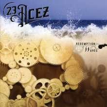 23 Acez: Redemption Waves, CD