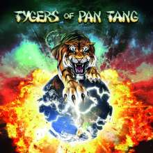 Tygers Of Pan Tang: Tygers Of Pan Tang (Red Vinyl), LP