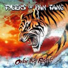 """Tygers Of Pan Tang: Only The Brave, Single 12"""""""