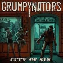 Grumpynators: City Of Sin, LP