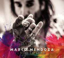 Marco Mendoza: Viva La Rock, CD