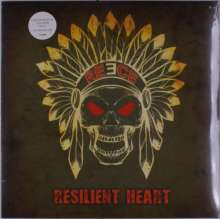 Reece: Resilient Heart (Limited-Edition) (Colored Vinyl), LP