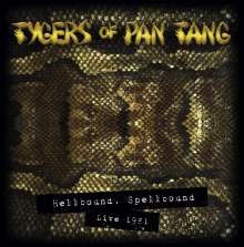 Tygers Of Pan Tang: Hellbound Spellbound '81 (180g) (Limited-Edition) (Gold Vinyl), 2 LPs