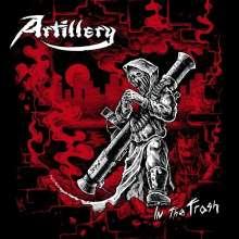 Artillery: In The Trash (Limited Edition) (Red & Black Splattered Vinyl), LP