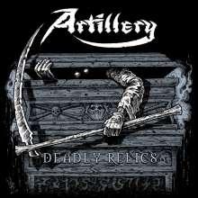 Artillery: Deadly Relics, CD