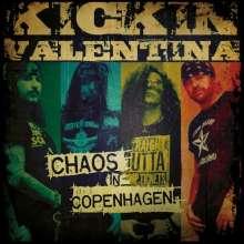 Kickin Valentina: Chaos In Copenhagen (EP), CD
