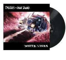 """Tygers Of Pan Tang: White Lines (Limited Edition), Single 12"""""""