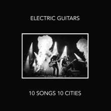 Electric Guitars: 10 Songs 10 Cities, CD