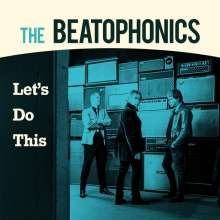 The Beatophonics: Let's Do This, CD