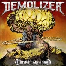 Demolizer: Thrasmageddon, CD