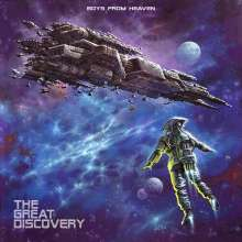 Boys From Heaven: The Great Discovery, CD