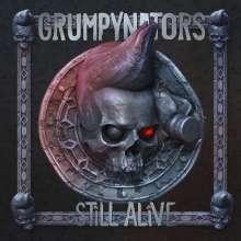 Grumpynators: Still Alive (Red/Blue Vinyl), LP