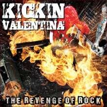 Kickin Valentina: The Revenge Of Rock, CD