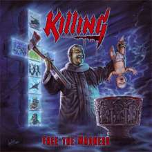 Killing: Face The Madness, CD