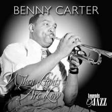 Benny Carter (1907-2003): When Lights Are Low, CD