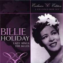 Billie Holiday (1915-1959): Lady Sings The Blues, 2 CDs