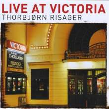 Thorbjørn Risager: Live At Victoria 2008, CD