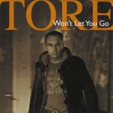 Berger Tore: Won't Let You Go, CD