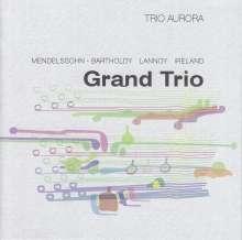 Trio Aurora - Grand Trio, CD