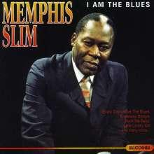 Memphis Slim: I Am The Blues, CD