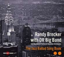 Randy Brecker (geb. 1945): The Jazz Ballad Song Book, CD