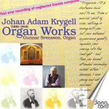 Johan Adam Krygell (1835-1915): Orgelwerke, CD