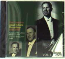 Aksel Schiötz - Complete Recordings Vol.2, CD