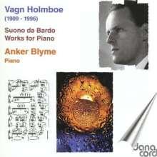 Vagn Holmboe (1909-1996): Klavierwerke, CD