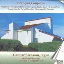 Francois Couperin (1668-1733): Messe a l'usage de paroisses, CD
