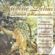 Frederick Delius (1862-1934): Dänische Lieder, CD