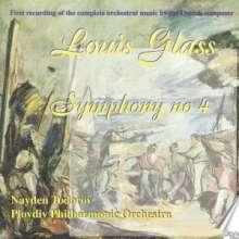 Louis Glass (1864-1936): Symphonie Nr.4, CD