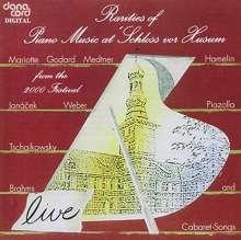 Scherbakov/Hamelin/Comi: Schloss Vor Husum Pno.R, CD