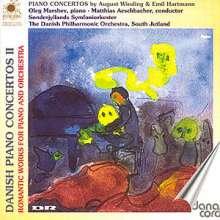 August Winding (1835-1899): Klavierkonzert op.19, CD