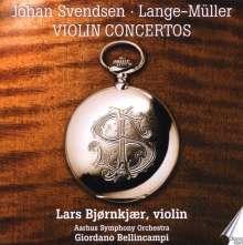 Johan Svendsen (1840-1911): Violinkonzert op.6, CD