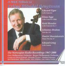 Erling Blöndal Bengtsson - A NRK Tribute to Erling Blöndal Bengtsson, 2 CDs