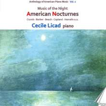 Anthology of American Piano Music Vol.2 - American Nocturnes, 2 CDs
