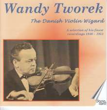 Wandy Tworek - The Danish Violin Wizard, 2 CDs