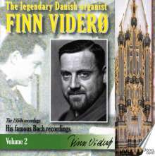 Finn Videro - The Legendary Danish Organist Vol.2, 2 CDs