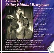 Erling Blöndal Bengtsson - A Tribute to Erling Blöndal Bengtsson Vol.2, 2 CDs